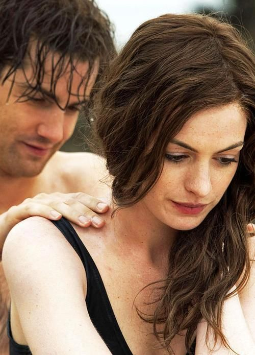 One Day. After spending the night together on the night of their college graduation Dexter and Em are shown each year on the same date to see where they are in their lives. They are sometimes together, sometimes not, on that day. Director:Lone Scherfig. Writers: David Nicholls (screenplay), David Nicholls (book)