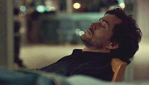 Hugh Dancy as Will Graham. Hannibal 03x11