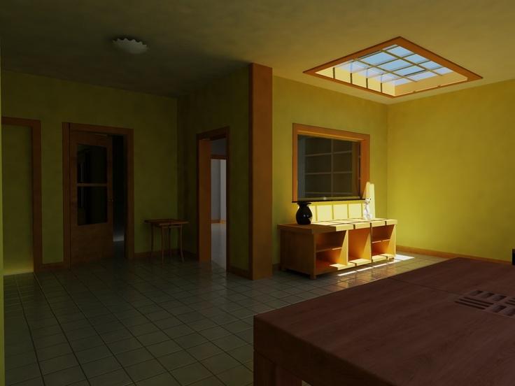 Render, 3D Studio - Autocad Model