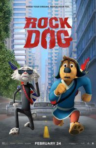 ROCK DOG in Theaters Now + Giveaway!!!  We love to go to the movies as a family, but with 6 kids, sometimes choosing a movie can be a challenge! Today, February 24th, Lionsgate released a now movie in theaters everywhere – ROCK DOGIf you have a dog or just love dogs in general, you'll especially love this fun adventure on the big […]   The post  ROCK DOG in Theaters Now + Giveaway!!!  appeared first on  The Mommy-Files .