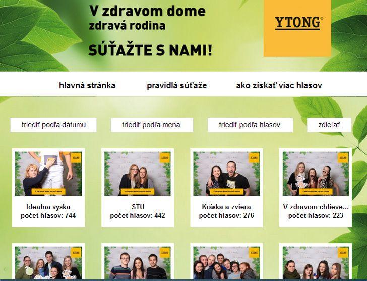 Ytong contest #sweepstake