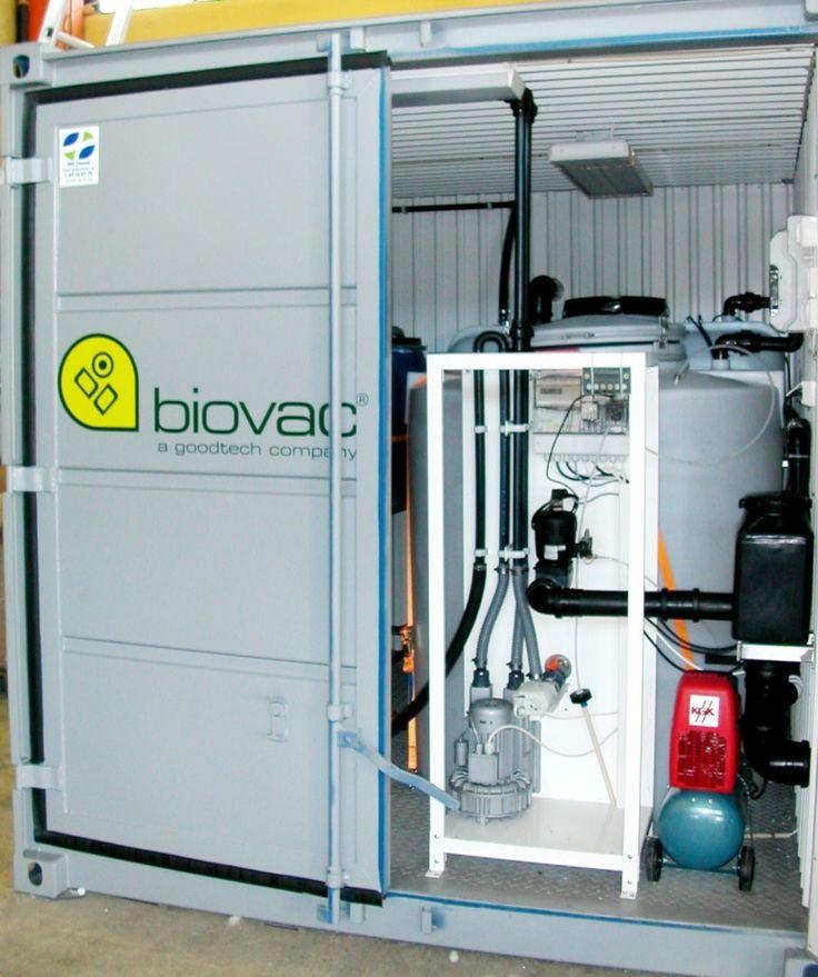 Biovac mobile renseanlegg 10pe 2