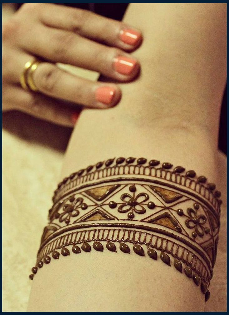 Easy Henna Designs For Beginners: 11 Best Simple Henna Designs Images On Pinterest