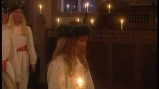 Christmas - Santa Lucia Sweden, via YouTube.