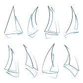 4794414-barca-a-vela-insieme-di-icone-illustrazione-vettoriale.jpg (168×168)