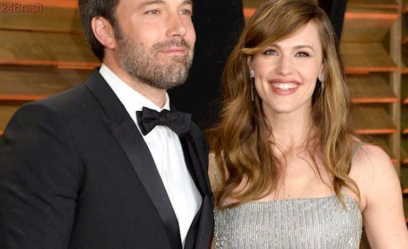 Apesar do divórcio, Ben Affleck e Jennifer Garner comemoram a Páscoa em família