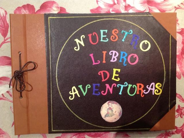 My Adventure Book Album