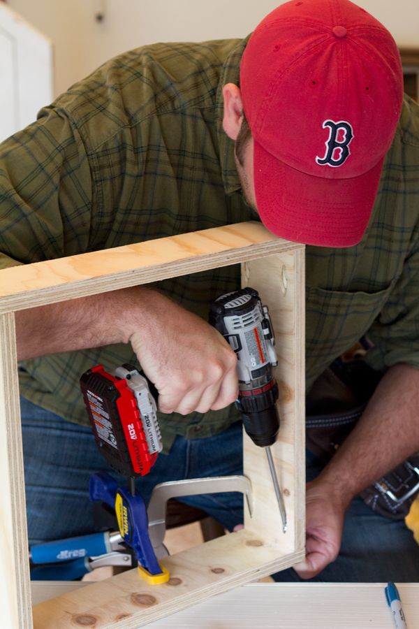 How to Build a DIY Washer Toss Game