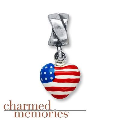 A perfect 4th of July addition for your Charmed Memories collection.