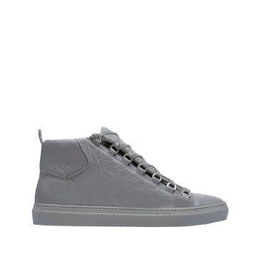 Balenciaga Sneakers Hautes | GRIS CLAIR | Sneaker Arena pour Homme