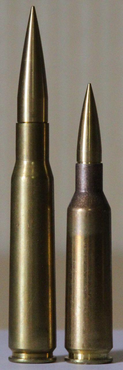 .416 Barrett vs. 50 BMG