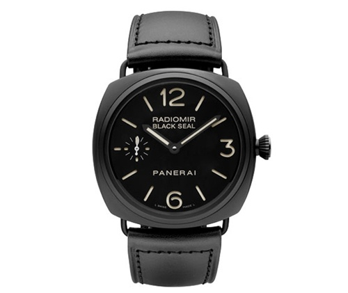 Panerai Radiomir Black Seal  #watches #coolwristwatches #blackwatches
