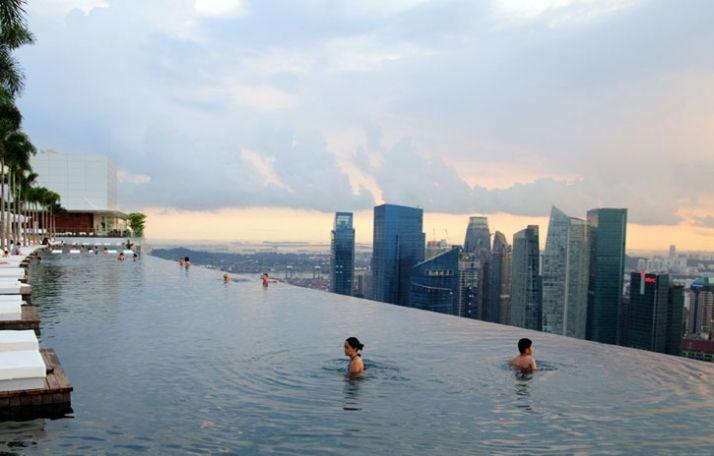 Infinity poolSwimming Pools, Resorts, The View, Cities Life, Marina Bays Sands, Pools Design, Outdoor Pools, Luxury Hotels, Infinity Pools
