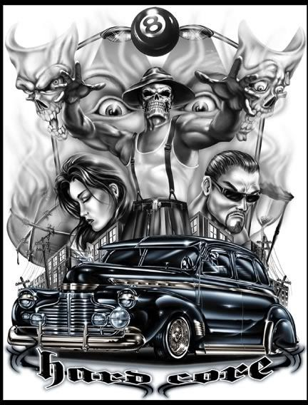 25+ best ideas about Lowrider Tattoo - 58.2KB