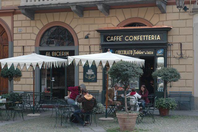#Bicerin , la caffetteria dov'è nato