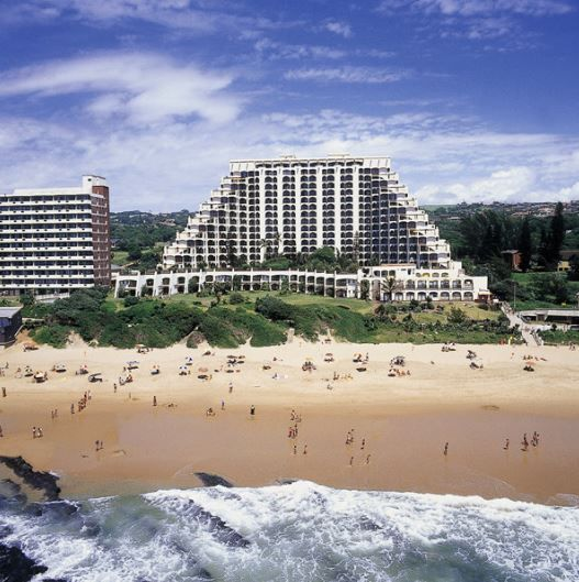 Cabana Beach Hotel, Umhlanga Rocks, Kwazulu-Natal, South Africa. This is where my family and I go on vacation every Summer