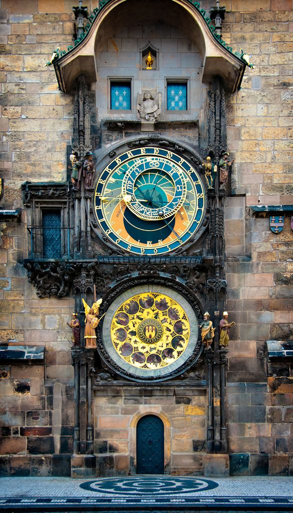 Prague Astronomical Clock | by Mark Coggins