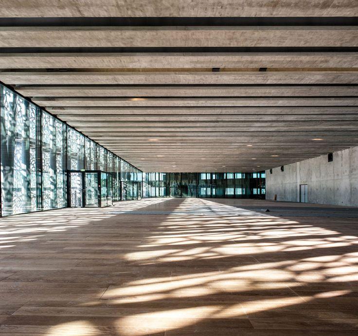 Musée des Civilisations de l'Europe et de la Meéditerranée, Marseille, France | Rudy Riccioti