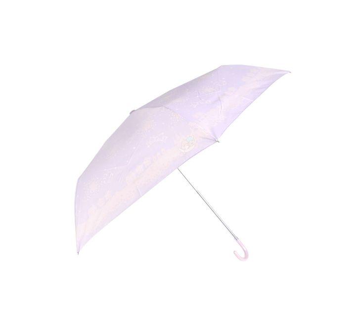 Little Twin Stars Compact Umbrella: Twinkle