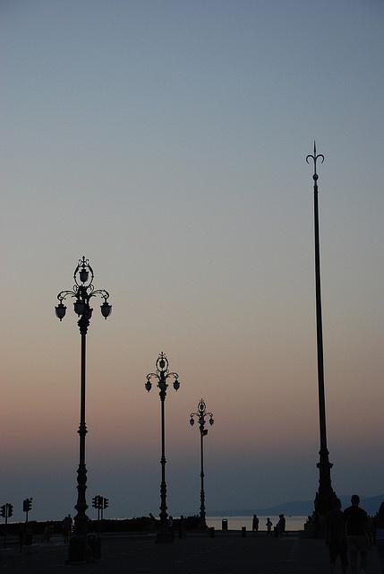 Piazza Unità d'Italia, Trieste, Friuli-Venezia Giulia