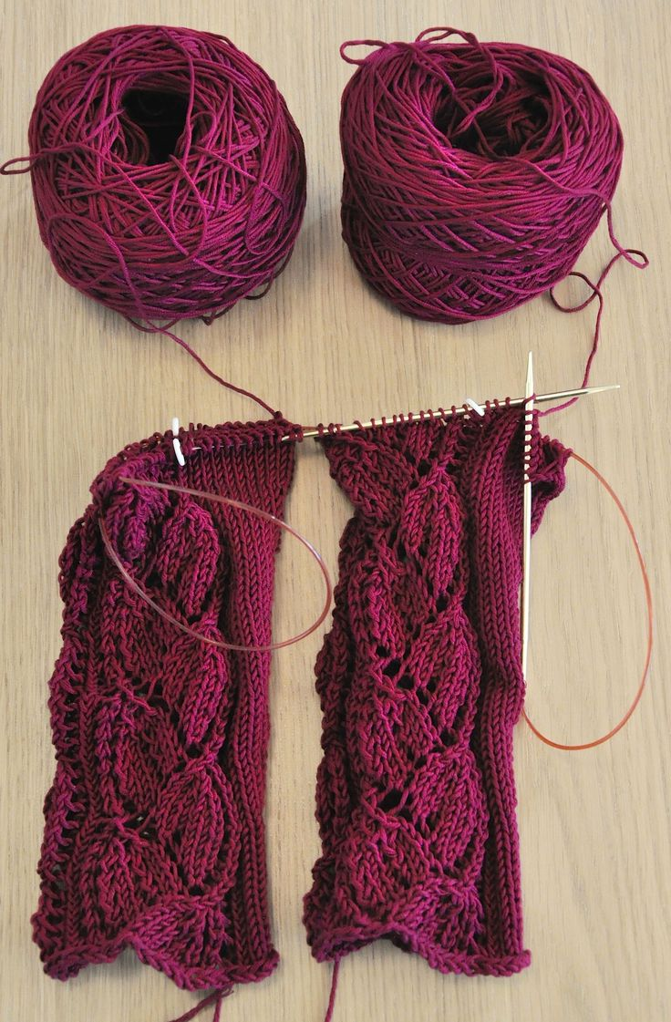 Knitting Mittens With Magic Loop : Best images about my knitting projects on pinterest