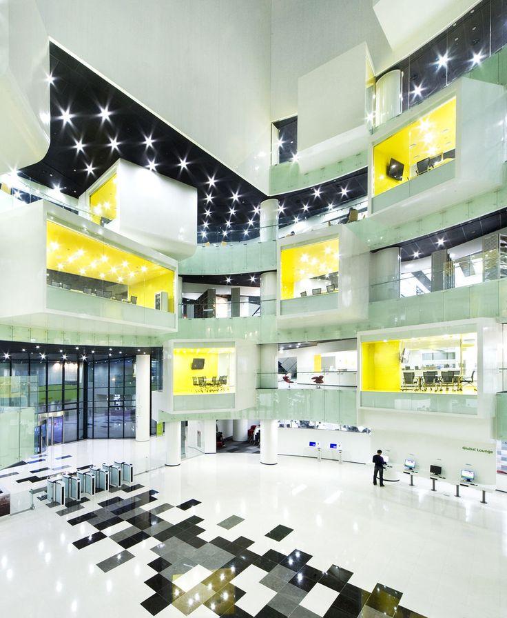 Sungkyunkwan University Samsung Library By Samoo Architects Engineers In Suwon Korea