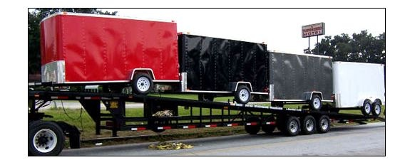 Tramp Trailers is a nationwide distributor of cargo/enclosed trailers, race car, utility trailers and many more. It's a direct factory trailer manufacturer. Discover cargo trailers for work as per your need. Cargo Trailers for sale in Savannah.