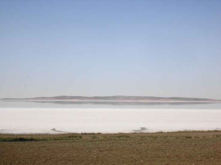 Lago de sal - Fotografia: Paulo Portugal