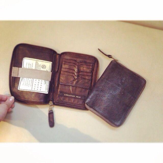 [christian peau] passport cases パスポートケース