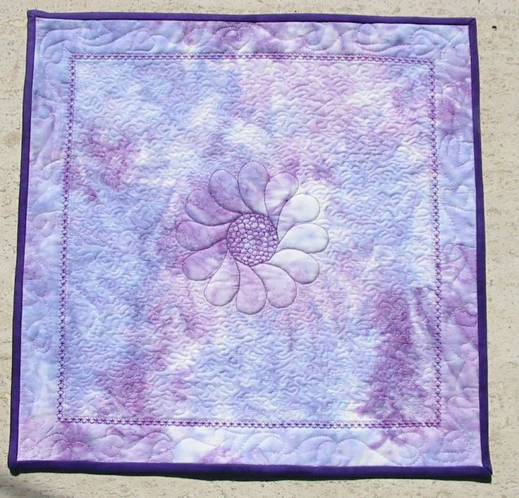Free motion quilting exercise