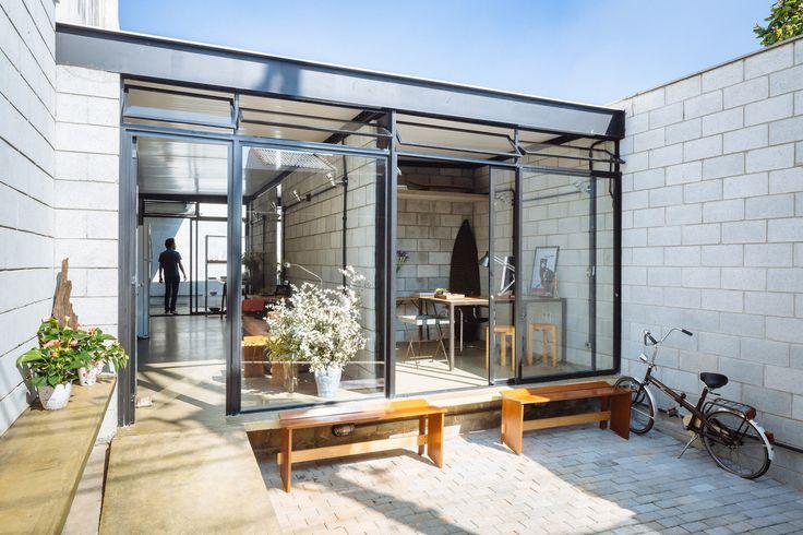 Galeria de Casa + Estúdio / Terra e Tuma Arquitetos Associados - 8