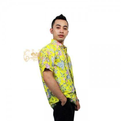 Ebatik Hem Seragam Batik Indonesia KTN Halus