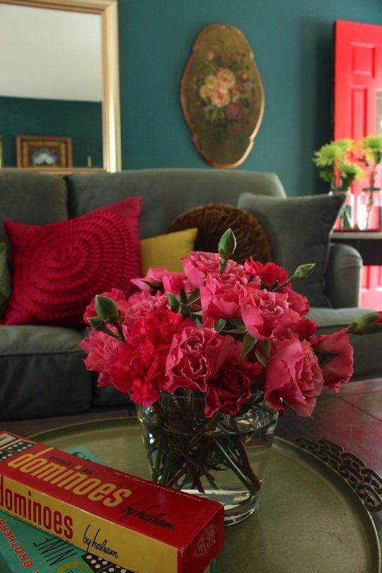 10 Knockout Color Rooms - Apartment Therapy