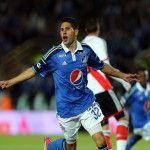 Amistoso: River perdió ante Millonarios, en Colombia