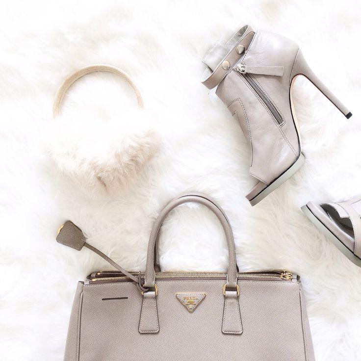#taupe #prada #fashionblogger #style