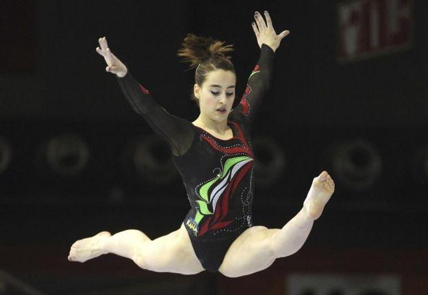 olimpiadi londra 2012 ginnastica artistica ferlito #london2012