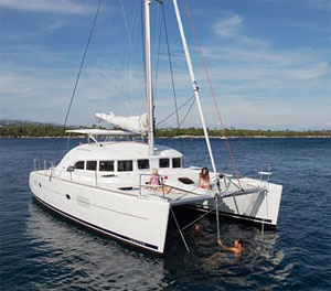 basket puma femme speed catamaran design multihulls