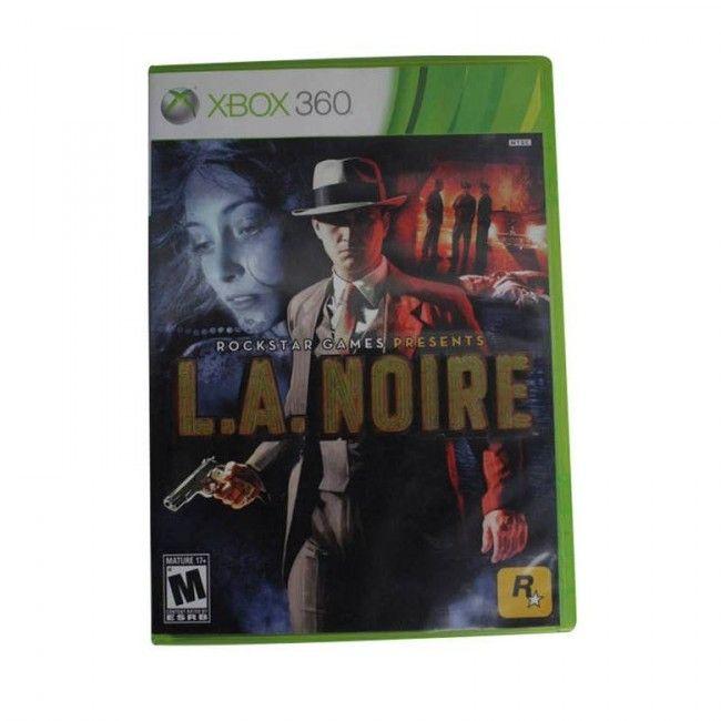 Juego Xbox 360 L.A Noire Original - Juegos de Consola - TV, Consolas y Juegos - Tecnología - Sensacional