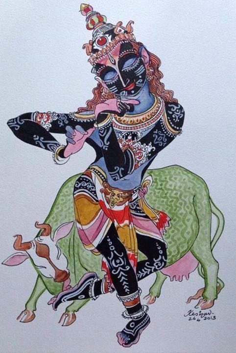 #Krishnafortoday New forever series.