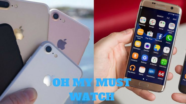 2 IPHONE 7 AND 2 SAMSUNG GALAXY S7 GIVEAWAY FOR FREE 2016