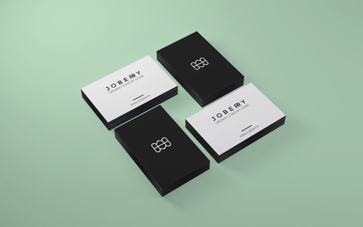 Business Card for www.joberry.pl