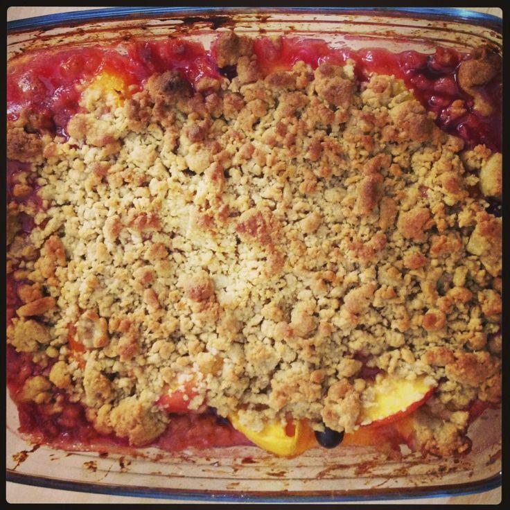 Crumble – un desert ușor de preparat și incredibil de gustos | căsuța fericită