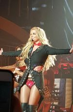 BRITNEY SPEARS Performs at Piece of Me Show in Las Vegas