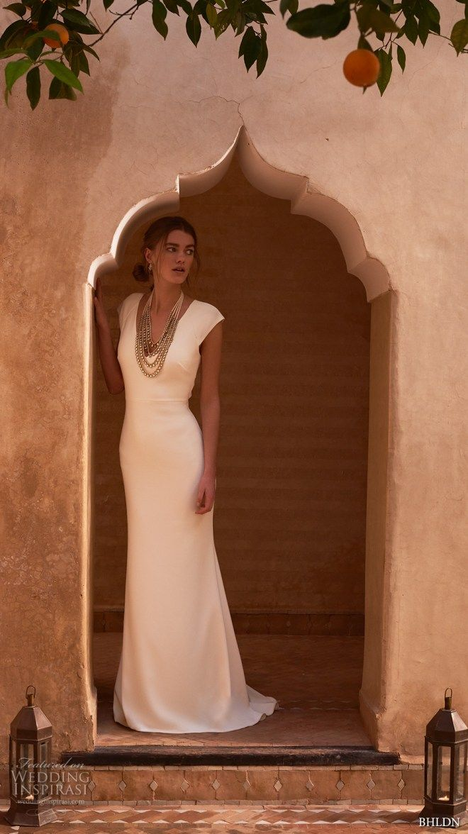 BHLDN's Neo-Bohemian Wedding Dresses
