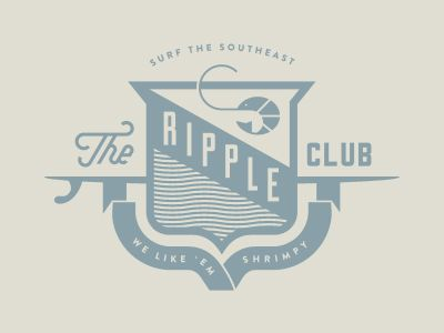 Surf the Southeast  by J Fletcher Design: Crest Logo, Club Crests, Fletcher Design, Club Logos, Crests Logos, Colors Design, Logos Colors, Design Logos, Logos Branding