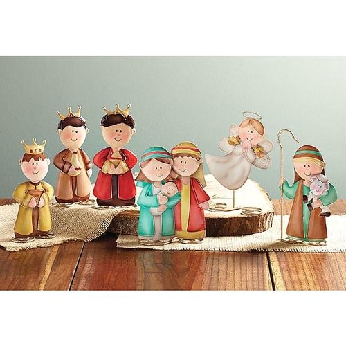 Adorable! Children's Pageant Nativity Set