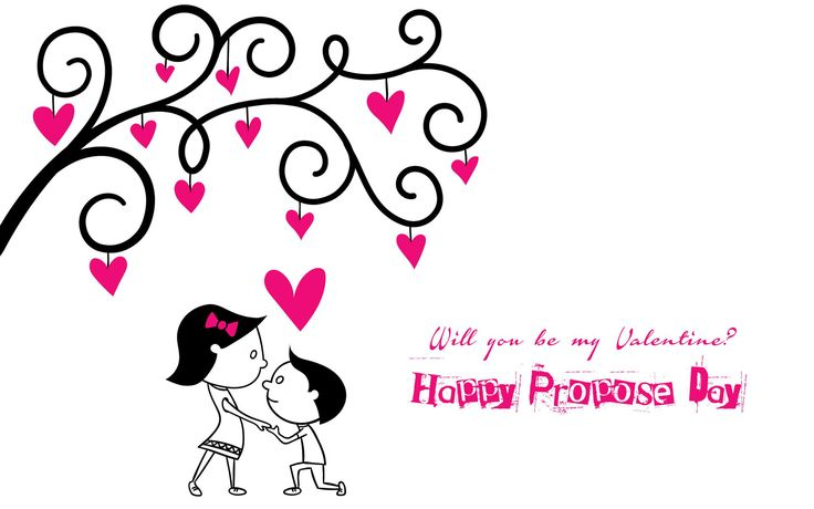 Romantic Propose Day Mobile Wallpapers And Picture Message Holi