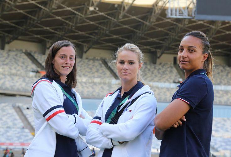 Equipe de France Féminine : France-Colombie, JO, enfin le jour J !