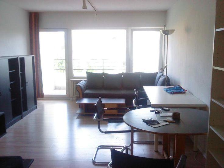 Bitte teilen! 1-Zimmer-App,  32 qm, Balkon,  2 km zur UNI Neuenheimer Feld, € 575,- - 1-Zimmer-Wohnung in Heidelberg-Handschuhsheim