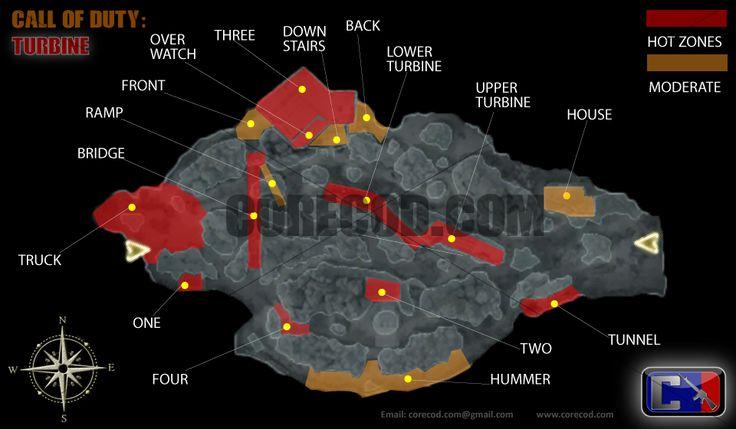 Bo2 Maps Turbine Bo2 Maps Call Outs Map Black Ops Black